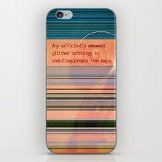 Glitch Magic iPhone & iPod Skin