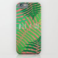 WILD & FAB iPhone 6 Slim Case