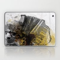 accordion Laptop & iPad Skin