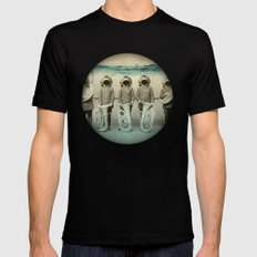 the diving bell Tuba quintet SMALL Mens Fitted Tee Black