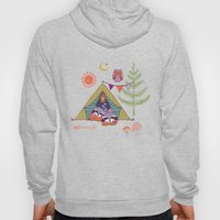 Racoon's Campout Hoody