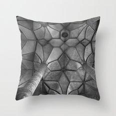 Looking Up - Mondesee Ab… Throw Pillow