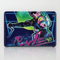 TIME To Ride iPad Case