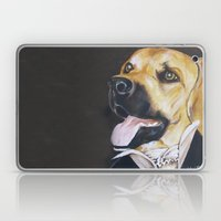 Mans Best Friend - Dog I… Laptop & iPad Skin