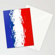 in to the sky, France  Stationery Cards