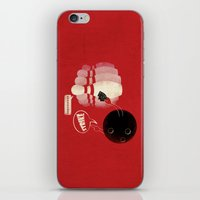 Strike! iPhone & iPod Skin