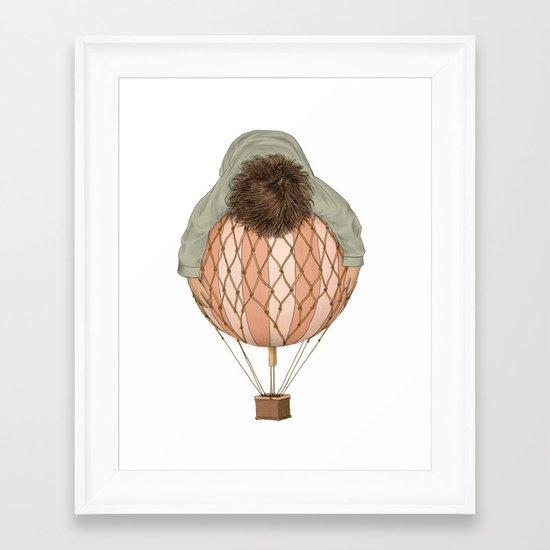 GabriellaBarouch.com Framed Art Print