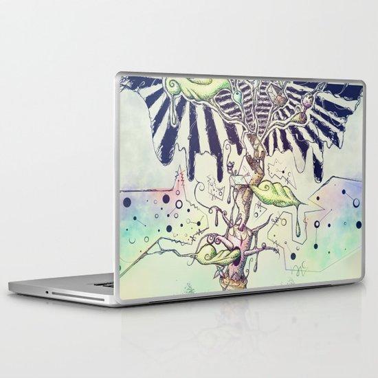 Magic Beans Laptop & iPad Skin