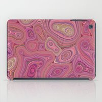 Mineralicious-Pink Agate iPad Case