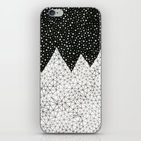 Day And Night (pen On Pa… iPhone & iPod Skin