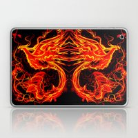 Phoenix Xis Laptop & iPad Skin