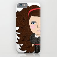 Mss Freckles iPhone 6 Slim Case