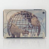 travellers... iPad Case