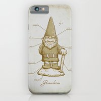 iPhone & iPod Case featuring Gnomenclature by Chris Kawagiwa