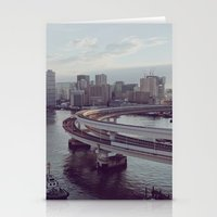 Tokyo Bay Stationery Cards