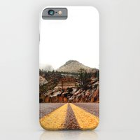 """iPhone & iPod Case featuring """"The Road"""" by Luke Lindgren"""