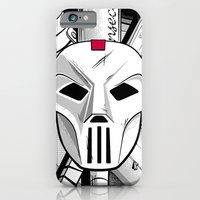 TMNT Casey Jones iPhone 6 Slim Case