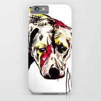 The sadness of streetdogs iPhone 6 Slim Case