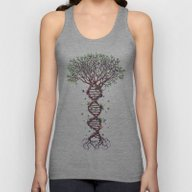The Fabric Of Life Unisex Tank Top