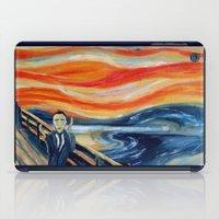 Albert Camus iPad Case