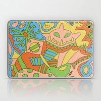 Abstract Animals Laptop & iPad Skin