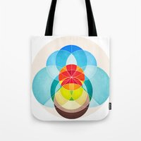The Sky And You Tote Bag
