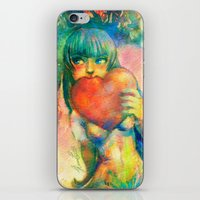 Meeting Halfway iPhone & iPod Skin