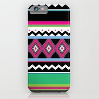 iPhone & iPod Case featuring aztecgreen by Msimioni