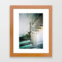 The Color Of Memory Framed Art Print