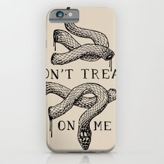 don't tread on me iPhone 6 Slim Case
