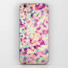 Psychedelic Bokeh iPhone & iPod Skin