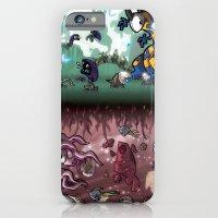 Top & Bottom iPhone 6 Slim Case