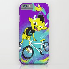 Monster Pixie Riding a Fixie Slim Case iPhone 6s