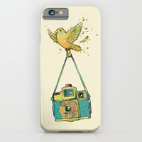 iPhone & iPod Case featuring Lomofun by Kazze