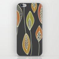 Falling Feathers iPhone & iPod Skin
