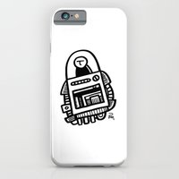 iPhone & iPod Case featuring Explorer MDL 01010 - PM by Pascal Mabille (PM)