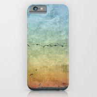 iPhone & iPod Case featuring Birds in Flight by Rendog1977
