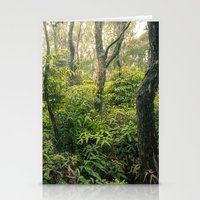 Hawaiian Rain Forest Stationery Cards