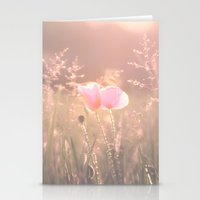 June Evening Stationery Cards