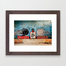 BCG Framed Art Print