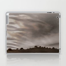 the sky is acting funny Laptop & iPad Skin