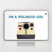 Polaroid Girl - Offshoot… Laptop & iPad Skin