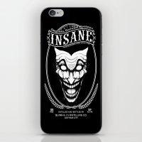 Insane Whiskey iPhone & iPod Skin