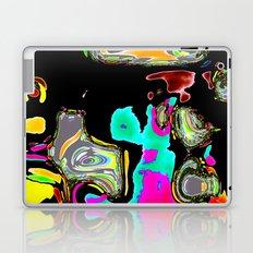 Bent Spots 1 B Laptop & iPad Skin