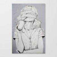 01 Canvas Print