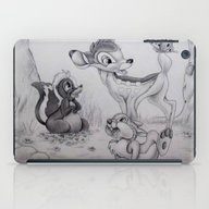Bambi iPad Case