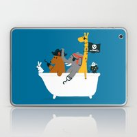 Everybody wants to be the pirate Laptop & iPad Skin