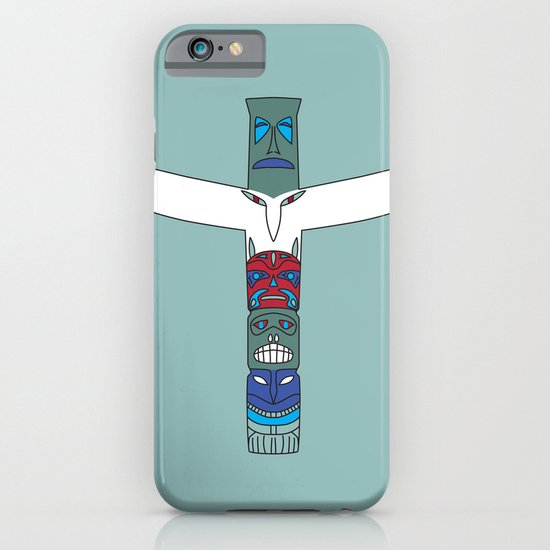 Totem Spirit iPhone & iPod Case