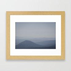Lassen National Volcanic Park - EEUU  Framed Art Print