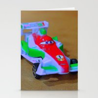 car Stationery Cards featuring car by aticnomar